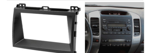 kit adaptación radio dash toyota land cruiser prado(02 - 09)