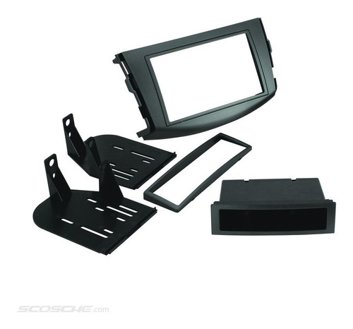 kit adaptación radio dash toyota rav4 (06-11)