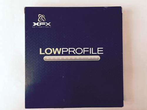 kit adaptador low profile xfx ma-bk01-lp2k
