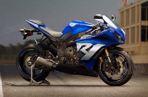 kit adesivo friso refletivo roda moto yamaha r1 fri28