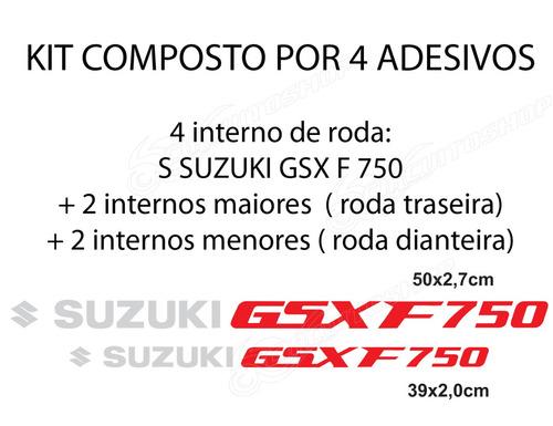 kit adesivo full large roda m01 moto suzuki gsx f 750 750f