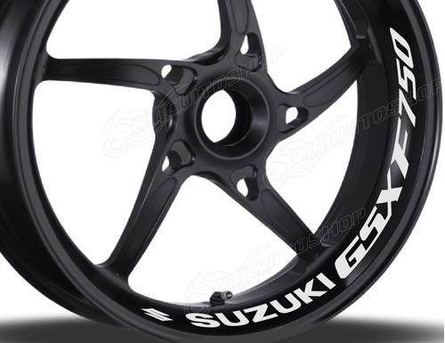 kit adesivo full large roda m02 moto suzuki gsx f 750 750f