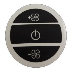 Kit Adesivo Fusion Ar Condicionado + Botoes Porta Senha