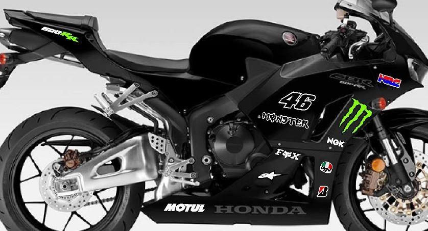 ... Honda Cbr 600rr 900rr 1000rr Motogp. Carregando Zoom.