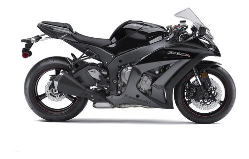 kit adesivos moto kawasaki ninja zx10r 2012 preta ca-15989