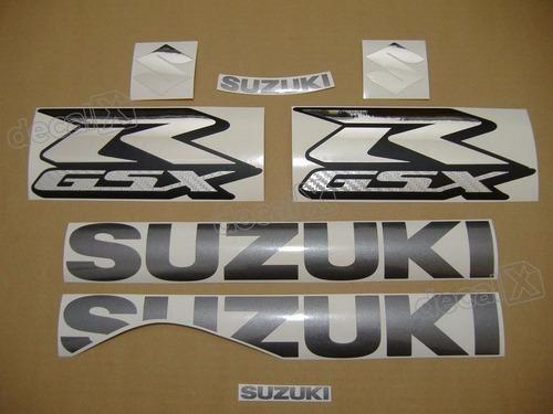 kit adesivos suzuki gsxr 1000 2009 branca sz100009br