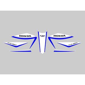 Kit Adesivos Titan 150 2007 Edição Especial + Meio Tanque