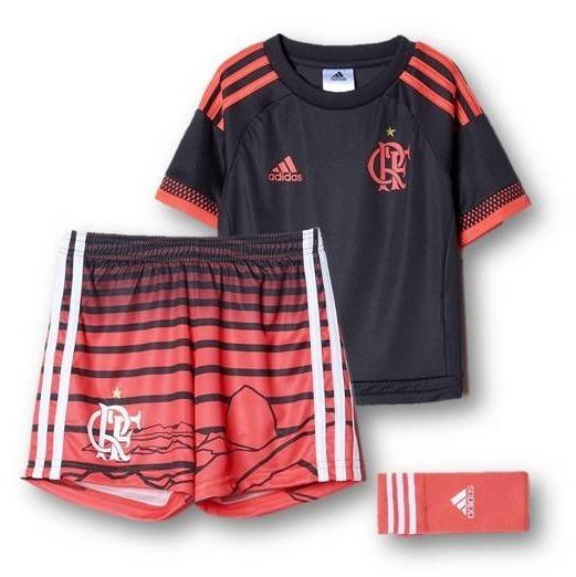 4ad033f8c27 Kit adidas Flamengo Ill Infantil 4 Anos S12927 Novo 1magnus - R  120 ...