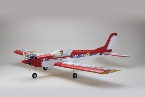 kit aeromodelo calmato asa baixa para montar