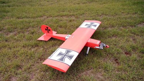 kit aeromodelo ugly stick 150cm para montar depron treinador