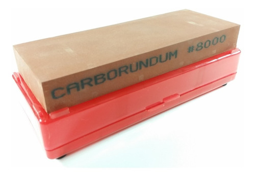 kit afiar faca 3 pedras carborundum120 320 1000 8000