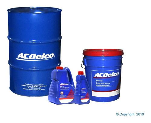 kit afinacion 5w30 sintético sonic 1.6 12/17 bujia cobre