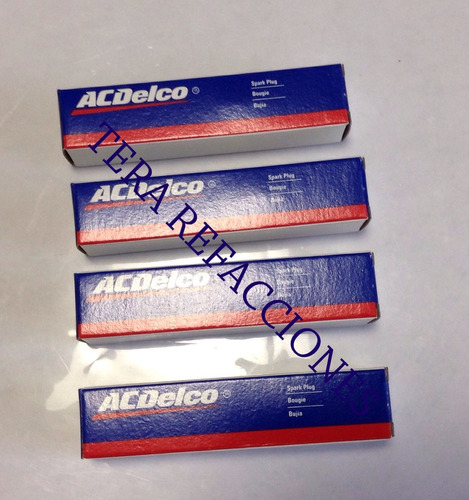 kit afinacion cruze con aceite sintetico 5w-30 acdelco