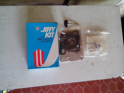 kit afinacion ford 4.9 carburador  u.s.a