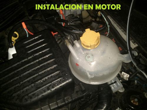 kit ahorrador gasolina hidrogeno celda seca hho