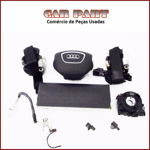kit air bag audi a3 sedan 2015 kit frontal completo