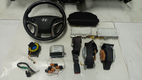 kit air bag azera 2014