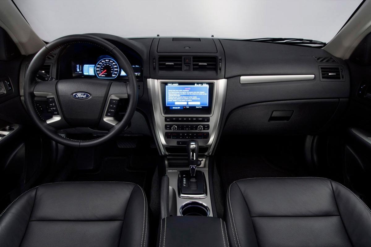 2013 White Ford Fusion For Sale >> Kit Air Bag Ford Fusion 2012 - R$ 4.000,00 em Mercado Livre