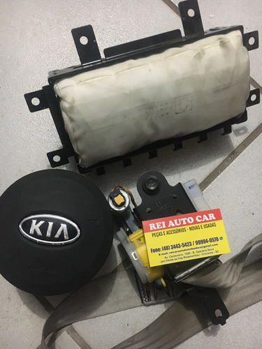 kit air bag kia cerato 2009 a 2012