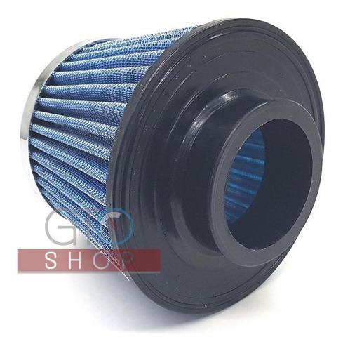kit air cool filtro ar esportivo az gol fox polo golf 1.6cc