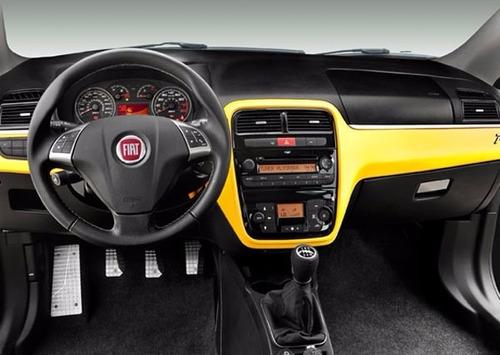kit airbag fiat punto linea (painel preto) 2009 2010 2011
