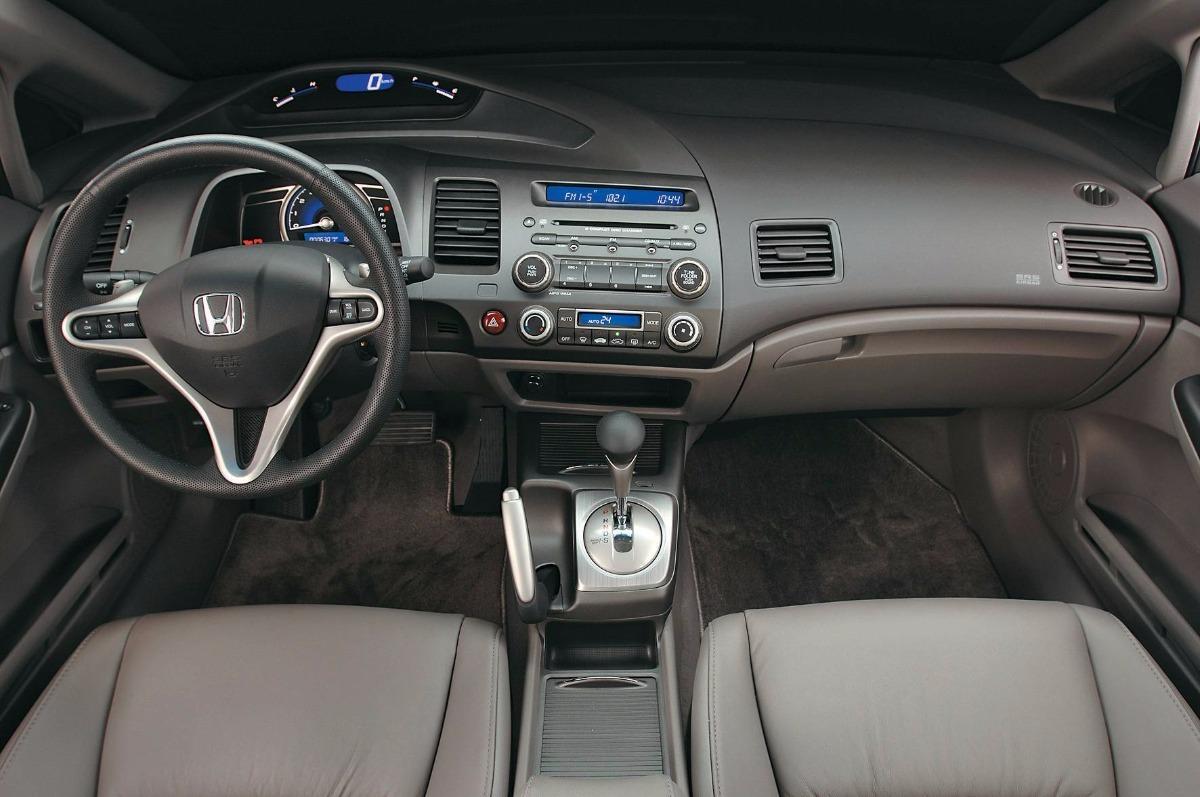 Kit Airbag Honda Civic 2007 2008 2009 2010 2011 2012 R