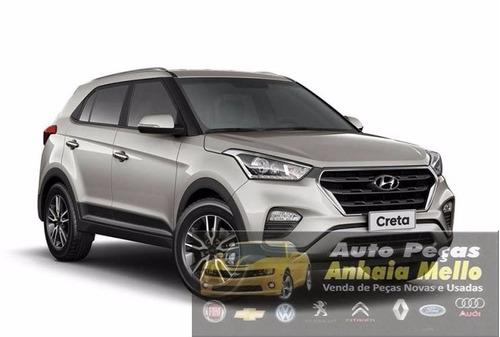 kit airbag hyundai creta 2017 - retirada de peças
