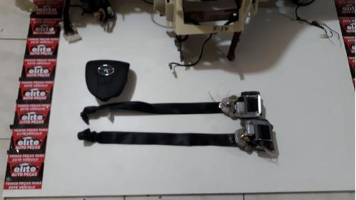 kit airbag jac j6 2010,2011,2012,2013 original + frete