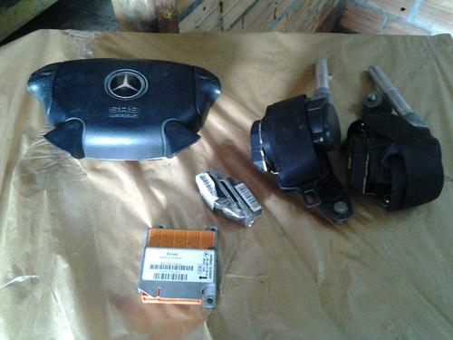 kit airbag mercedes benz c230k 98