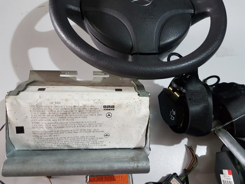 kit airbag mercedes benz classe a 160 2000 / 2003