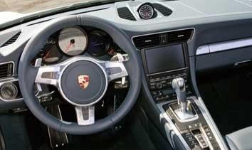 kit airbag porsche
