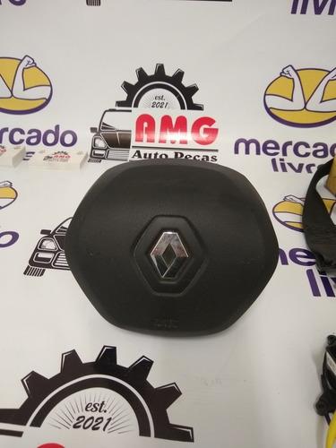 kit airbag renault kwid original /18