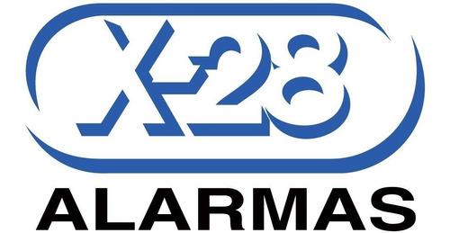 kit alarma domiciliaria casa x28 8 zonas sirena sensores