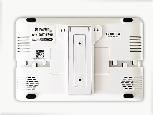 kit alarma domiciliaria inalambrica wifi+gsm app casa ariza