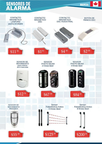 kit alarma para casa dsc  1832  alarma antirrobo alarma dsc