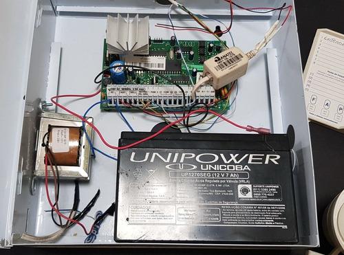kit alarme dsc (usado)