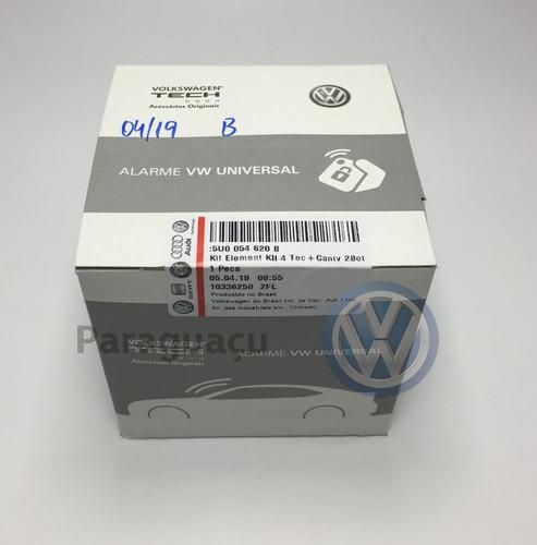 kit alarme kostal original vw g5/g6/sav/up/fox 2 teclas