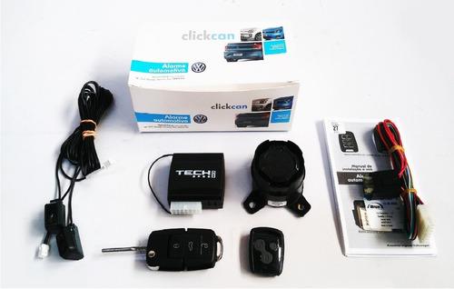 kit alarme original volkswagen tech gol voyage fox up