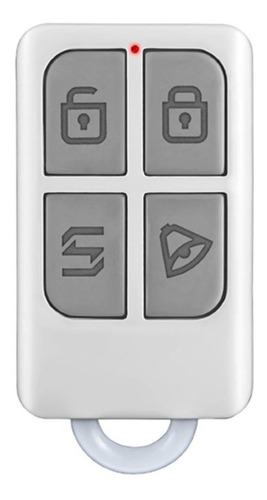 kit alarme sem fio comercial residencial central gsm app cel