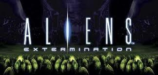 kit - aliens extermination **importado**