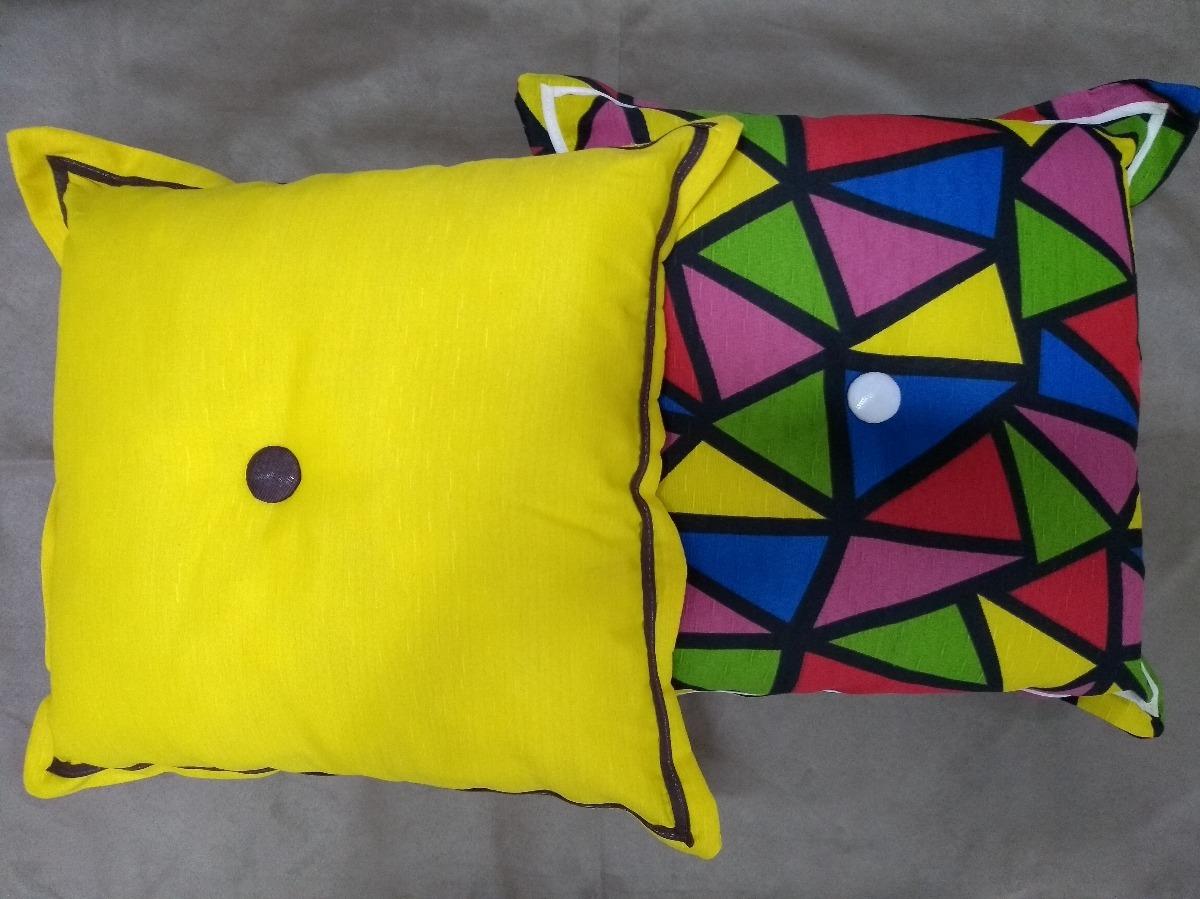 8903880ad kit almofadas decorativas 2 peças 45 cm cheias compose. Carregando zoom.