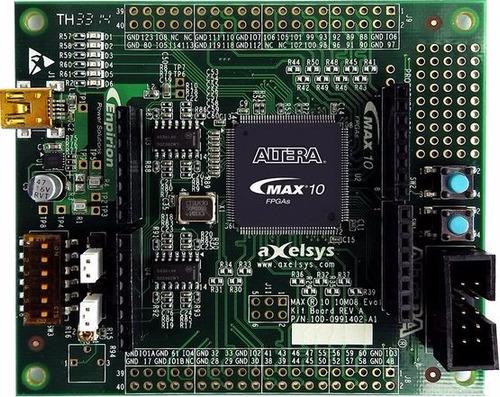 kit altera max 10 fpga (p/n:  t0195)