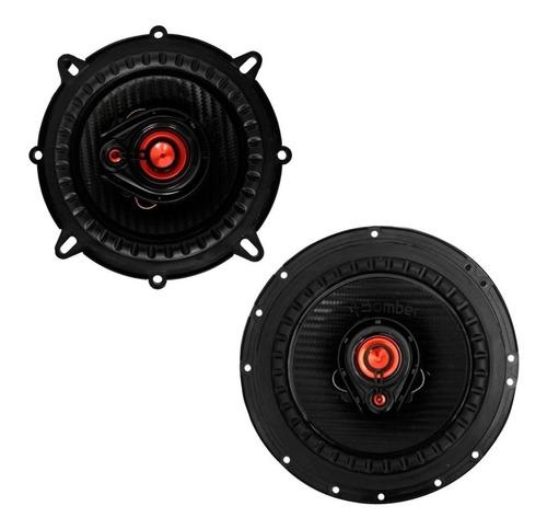 kit alto falante original 200w gol g2 g3 g4 4 portas bomber