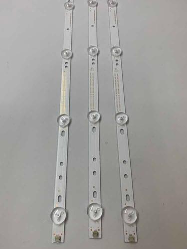 kit aluminio c/3 barra led novo ph32u20dsgw ph32u20