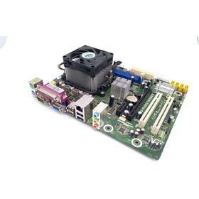 Kit Amd Ddr3 Placa Mãe Am3 + Phenom Ii X2 555 + Cooler