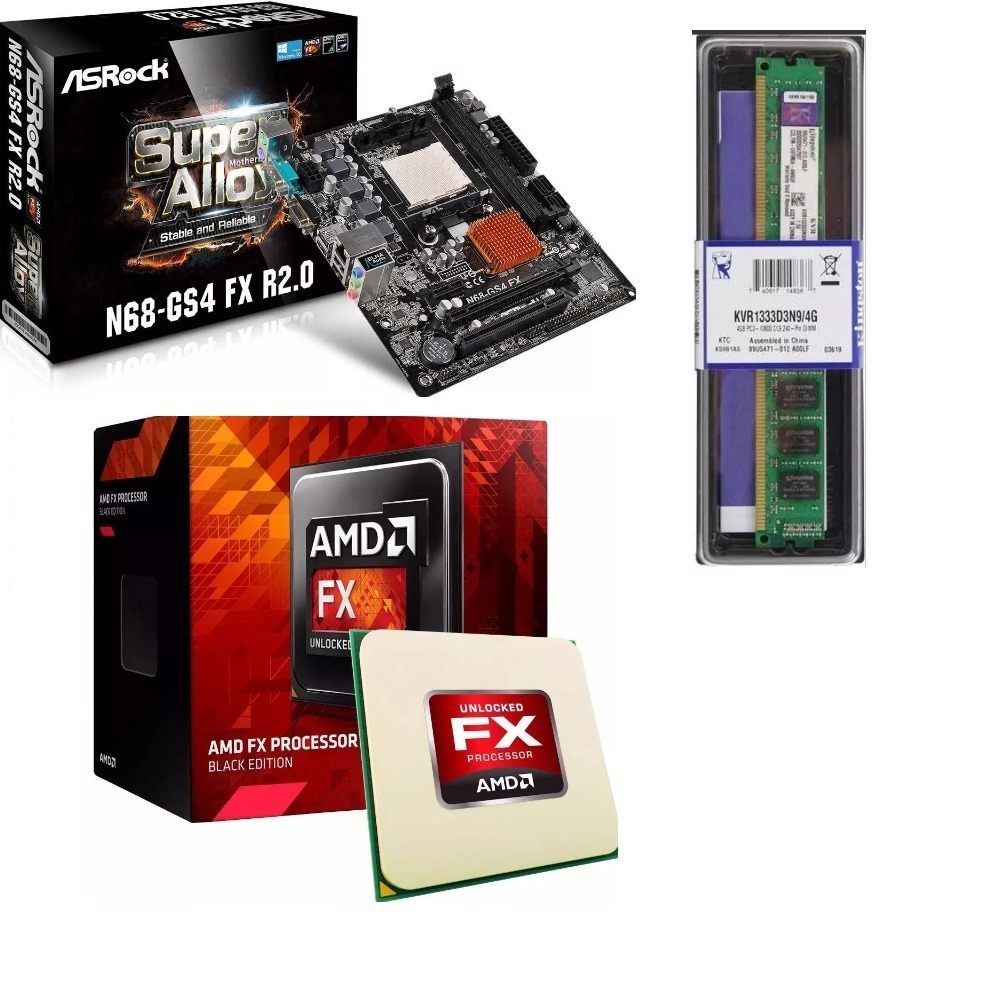 ASRock N68-GS4 FX AMD Cool and Quiet Driver Download