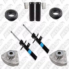 Kit Amortecedor Mercedes Cla200 1.6 Turbo 2014-2015