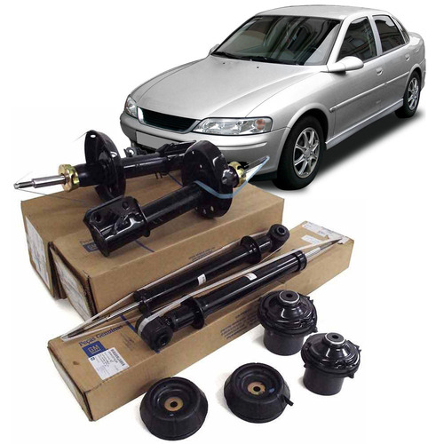 kit amortecedores vectra 1997 a 2005 original gm completo
