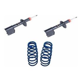 Kit Amortiguador + Espiral X2 Fiat Uno Fire Delantero