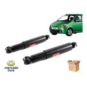 Kit Amortiguadores Traseros Gas Chevrolet Spark Lt 2006-2016